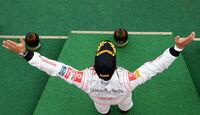 Lewis Hamilton GP Deutschland 2011