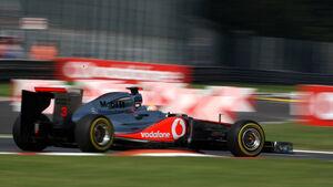 Lewis Hamilton - GP Italien - Monza - 10. September 2011