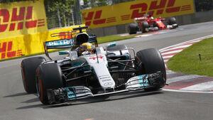 Lewis Hamilton - GP Kanada 20177