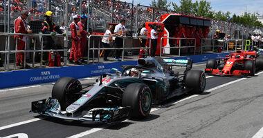 Lewis Hamilton - GP Kanada 2018