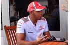 Lewis Hamilton - GP Malaysia - 22. März 2012