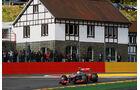 Lewis Hamilton - McLaren - Formel 1 - GP Belgien - Spa-Francorchamps - 1. September 2012