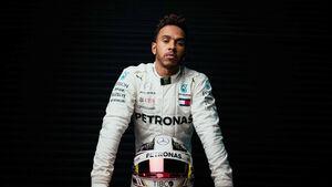 Lewis Hamilton - Mercedes - 2018
