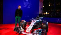Lewis Hamilton - Mercedes - FIA - Preisverleihung - St. Petersburg