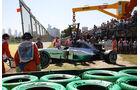 Lewis Hamilton - Mercedes - Formel 1 - GP Australien - 14. März 2014