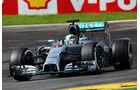 Lewis Hamilton - Mercedes - Formel 1 - GP Belgien - Spa-Francorchamps - 23. November 2014