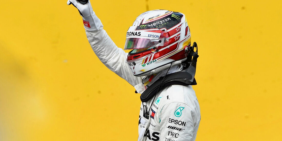 Lewis Hamilton - Mercedes - Formel 1 - GP Frankreich - Circuit Paul Ricard - Le Castellet - 23. Juni 2018