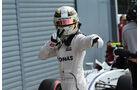 Lewis Hamilton - Mercedes - Formel 1 - GP Italien - Monza - 3. September 2016