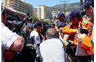Lewis Hamilton - Mercedes - Formel 1 - GP Monaco - 23. Mai 2014