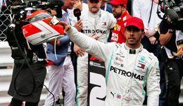 Lewis Hamilton - Mercedes - Formel 1 - GP Monaco - 26. Mai 2019
