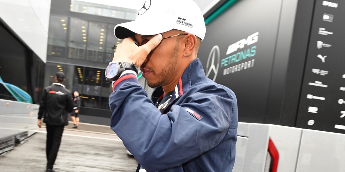 Lewis Hamilton - Mercedes - Formel 1 - GP Österreich - 28. Juni 2018