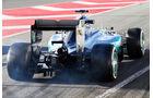 Lewis Hamilton - Mercedes  Formel 1-Test - Barcelona - 26. Februar 2015