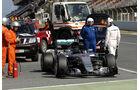 Lewis Hamilton - Mercedes - Formel 1-Test - Barcelona - 4. März 2016