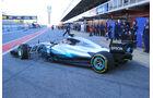 Lewis Hamilton - Mercedes - Formel 1 - Test - Barcelona - 7. März 2017