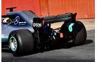Lewis Hamilton - Mercedes - Formel 1 - Testfahrten - Barcelona - Dienstag - 15-5-2018