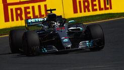 Lewis Hamilton - Mercedes - GP Australien 2018 - Melbourne