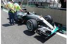Lewis Hamilton - Mercedes - GP Brasilien - Sao Paulo - Interlagos - Donnerstag - 10.11.2016