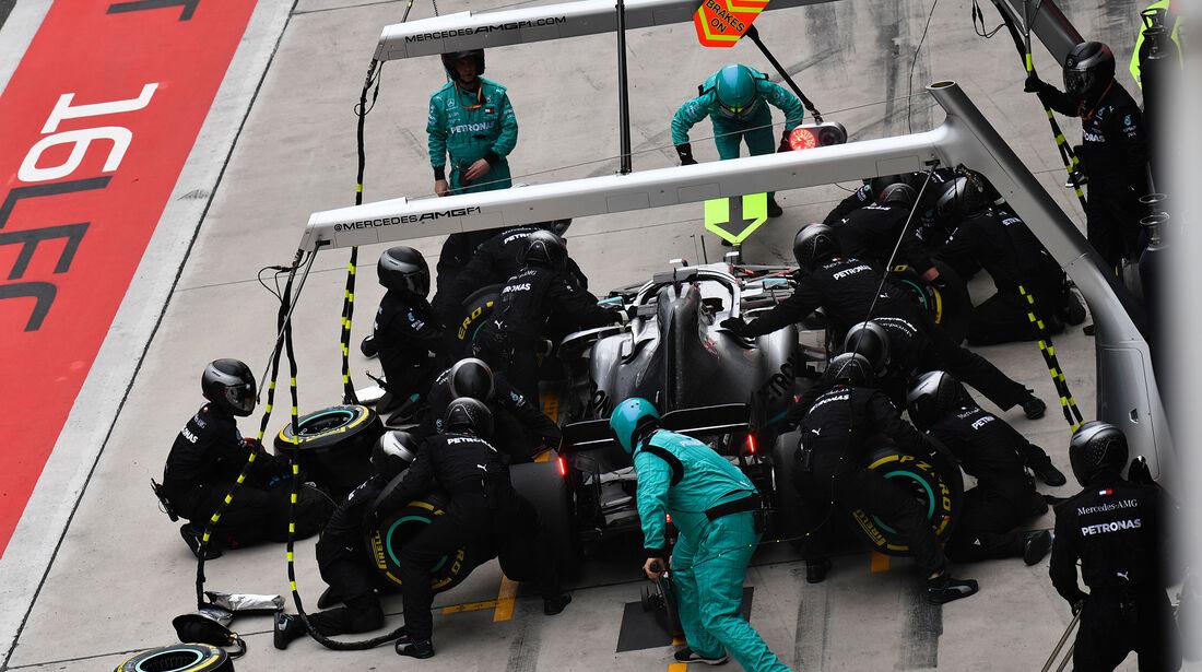 Lewis Hamilton - Mercedes - GP China 2019 - Shanghai