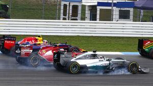 Lewis Hamilton - Mercedes - GP Deutschland 2014