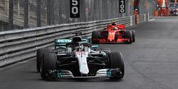 Lewis Hamilton - Mercedes - GP Monaco 2018 - Rennen