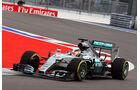 Lewis Hamilton - Mercedes - GP Russland - Qualifying - Samstag - 10.10.2015