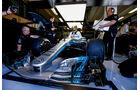 Lewis Hamilton - Mercedes - GP Ungarn 2017 - Budapest - Qualifying