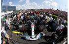 Lewis Hamilton - Mercedes - GP Ungarn 2018 - Budapest - Rennen
