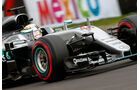 Lewis Hamilton - Mercedes W07 - GP Mexiko 2016