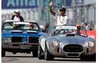 Lewis Hamilton - Nico Rosberg - Formel 1 - GP USA - 2. November 2014