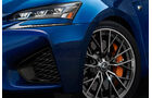 Lexus F Teaser Detroit 2015