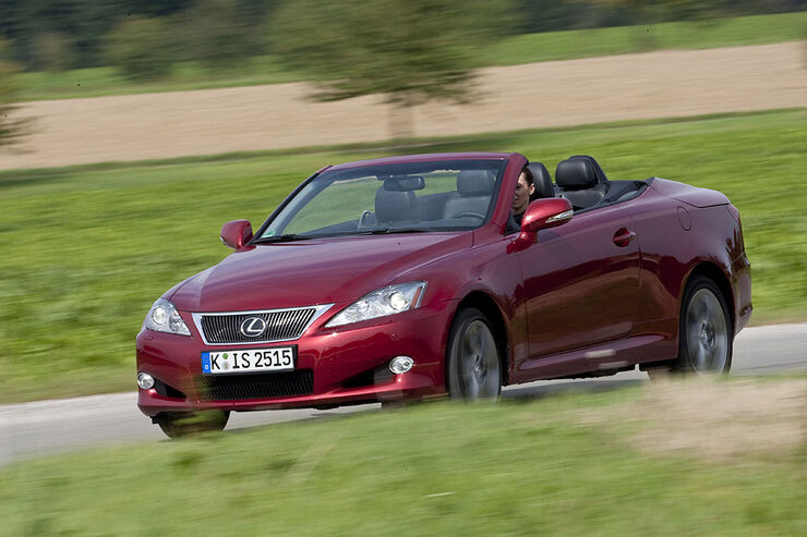 Lexus IS 250 Cabrio
