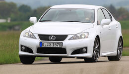 Lexus IS-F, Sportwagen