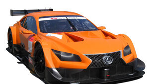 Lexus LF-CC Super GT-Serie Japan