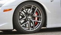 Lexus LFA, Bremsen, Felge