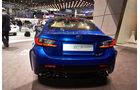 Lexus RC F, Genfer Autosalon, Messe 2014