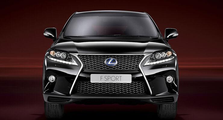 Lexus RX F Sport