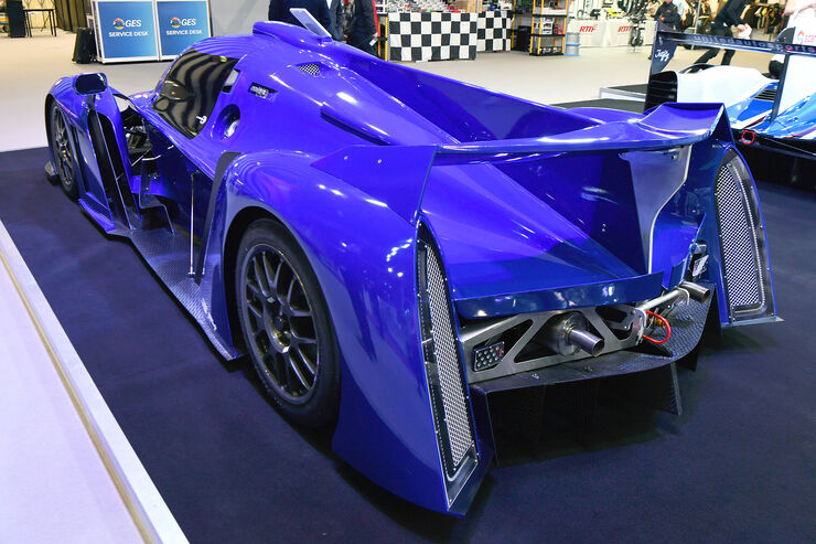 Ligier JS P4 - Autosport International - Birmingham - 2018
