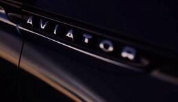 Lincoln Aviator Teaser