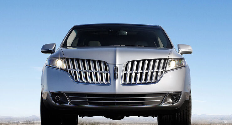 Lincoln MKT, 2010er Modell