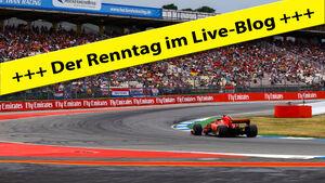 Live-Ticker - GP Deutschland 2018 - Hockenheim