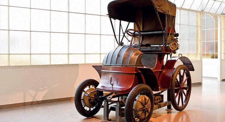 Lohner Porsche von 1901