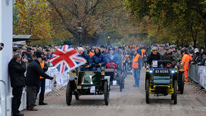 London to Brighton Veteran Car Run 2011