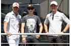 Lorenzo Mercedes GP Spanien 2011