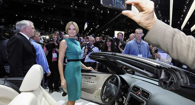 Los Angeles Auto Show Impressionen