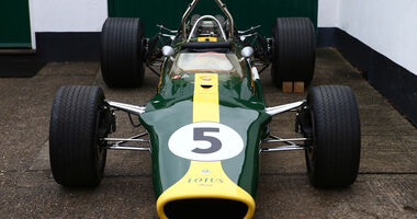 Lotus 49 - Chassis R2 - Rennwagen - Classic Team Lotus