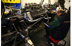Lotus 77 - Classic Team Lotus - Lotus Workshop - Werkstatt - Hethel - England