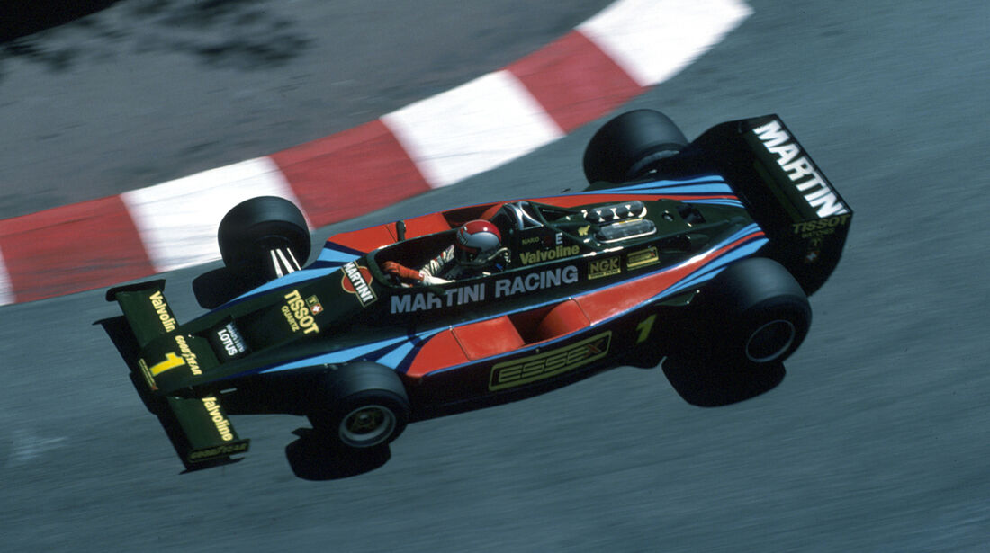 Lotus 80 - Verrückte Formel 1-Ideen