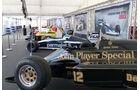 Lotus 98T - Legends Parade - GP Österreich 2015
