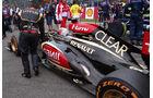 Lotus - Auspuff - Formel 1 2013