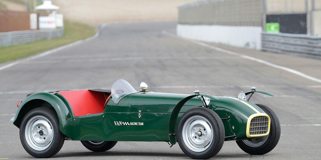 Lotus-Climax Seven Series 1